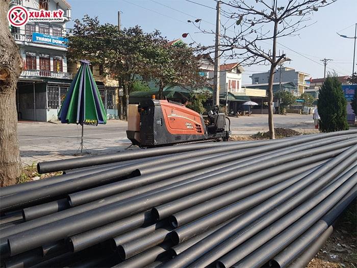 Khoan qua đường Quảng Nam uy tín, giá rẻ